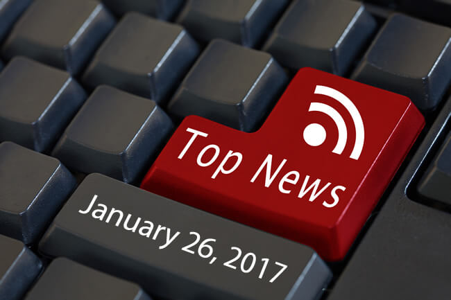 Today In SEO & Search News: January 26, 2017